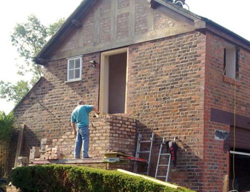 Appleton, Warrington: Barn Conversion