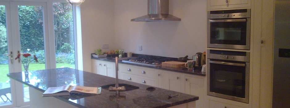Warrington builders - kitchen remodelling