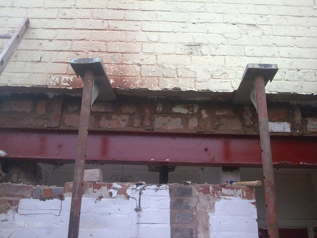 Structural Alterations Warrington Eden Amp Maguire
