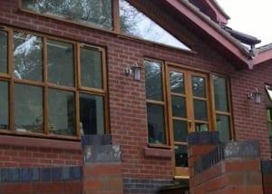 builders warrington - garden room extension